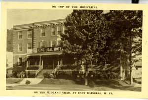 The King Coal Hotel